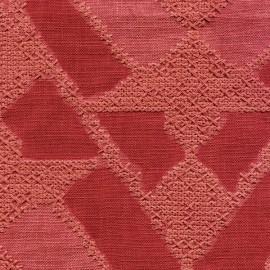 Tissu Essaouira rouge Elitis