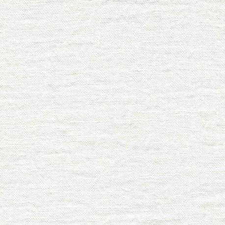 Lin Pondichéry blanc Elitis