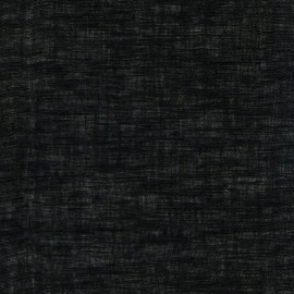 Lin Pondichéry noir Elitis