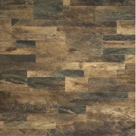 Papier peint Nomades Pâna brun de Elitis