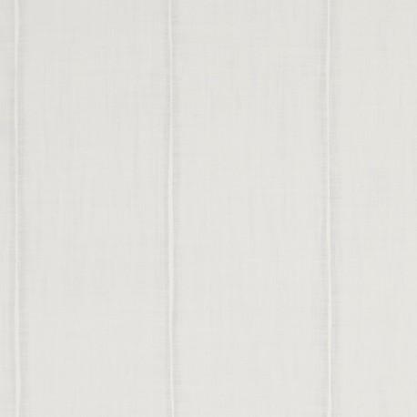 Papier peint Nomades Sari blanc de Elitis