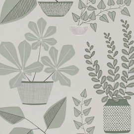 Papier Peint House Plants MISS PRINT