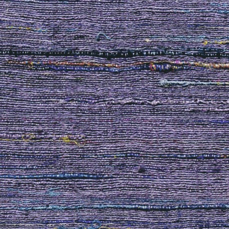 Revêtement mural Kali Benares violet de Elitis