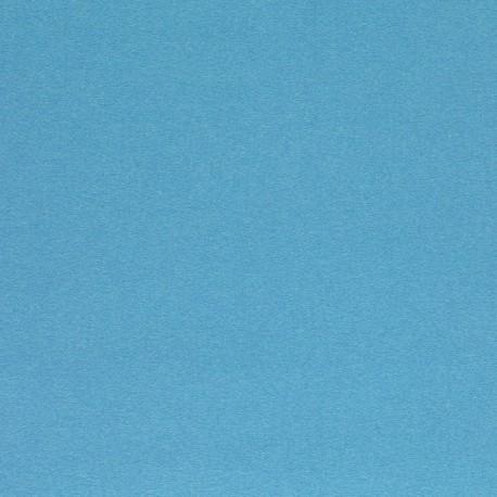 Tissu Kvadrat Divina 3 bleu céleste