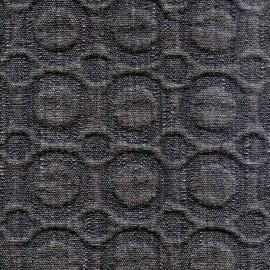 Tissu Métamorphose Mythique gris ardoise Elitis