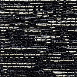 Tissu Pasha Nubie noir Elitis