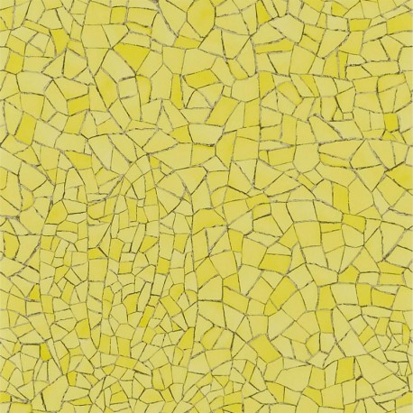 Papier Peint Picassiette Jonquille CHRISTIAN LACROIX