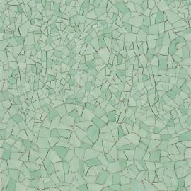 Papier Peint Picassiette Glauque CHRISTIAN LACROIX