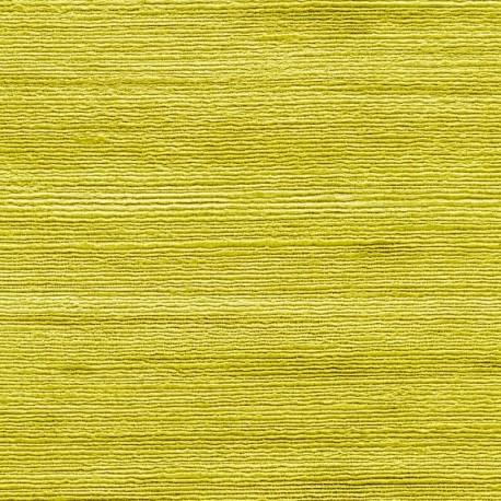 Papier peint Seta jaune de Elitis