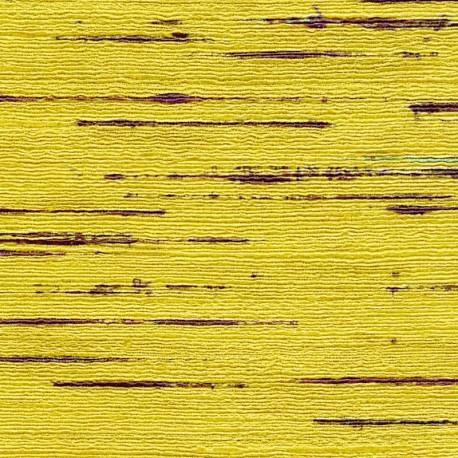 Papier peint Indiana jaune de Elitis