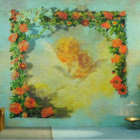 Panoramique Amore mio multicolore de Elitis