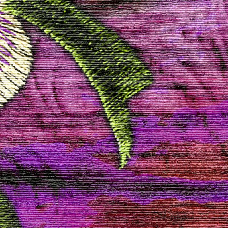 Panoramique portofino multicolore de elitis atelier du for Papier peint elitis prix