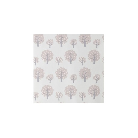 Papier Peint DOTTY Rose FERM LIVING
