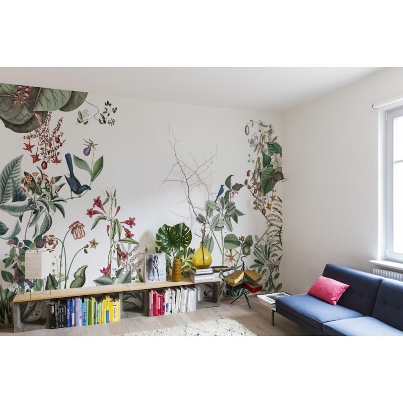papier peint bahamas large bien fait atelier du passage. Black Bedroom Furniture Sets. Home Design Ideas