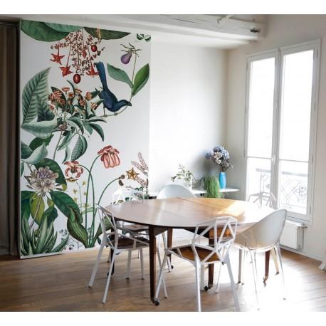 papier peint bahamas small bien fait atelier du passage. Black Bedroom Furniture Sets. Home Design Ideas