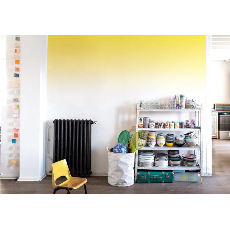 papier peint sunset citron bien fait atelier du passage. Black Bedroom Furniture Sets. Home Design Ideas