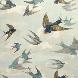 Chimney Swallows de John Derian