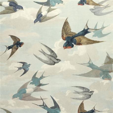 Chimney Swallows de John Derian