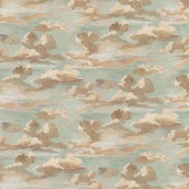 Tissu Clouds Sky Blue de John Derian