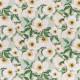 Tissu Paeonia Albiflora Celadon de John Derian