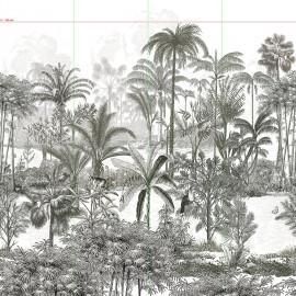 Papier peint Amazone Isidore Leroy