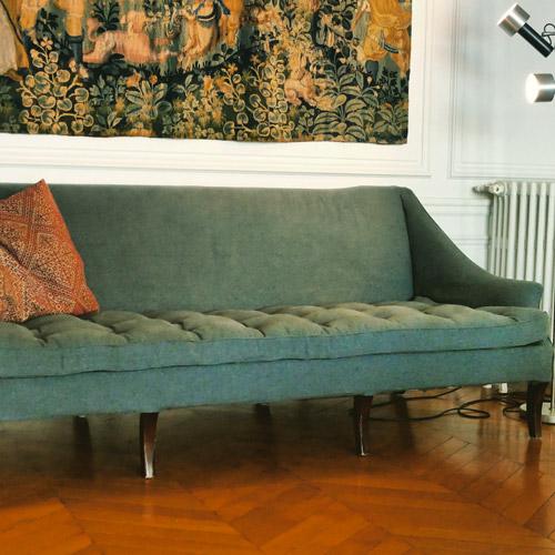 housse de canapé sur mesure paris 75