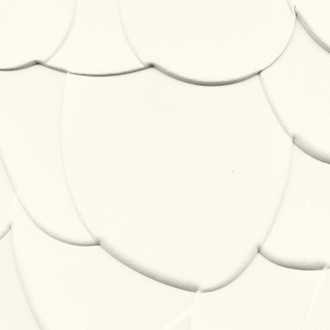 Blanc perle - Réf : RM 868 02
