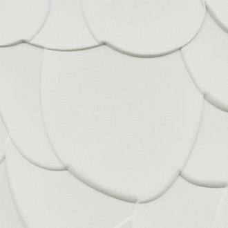 Blanc gris - Réf : RM 868 16